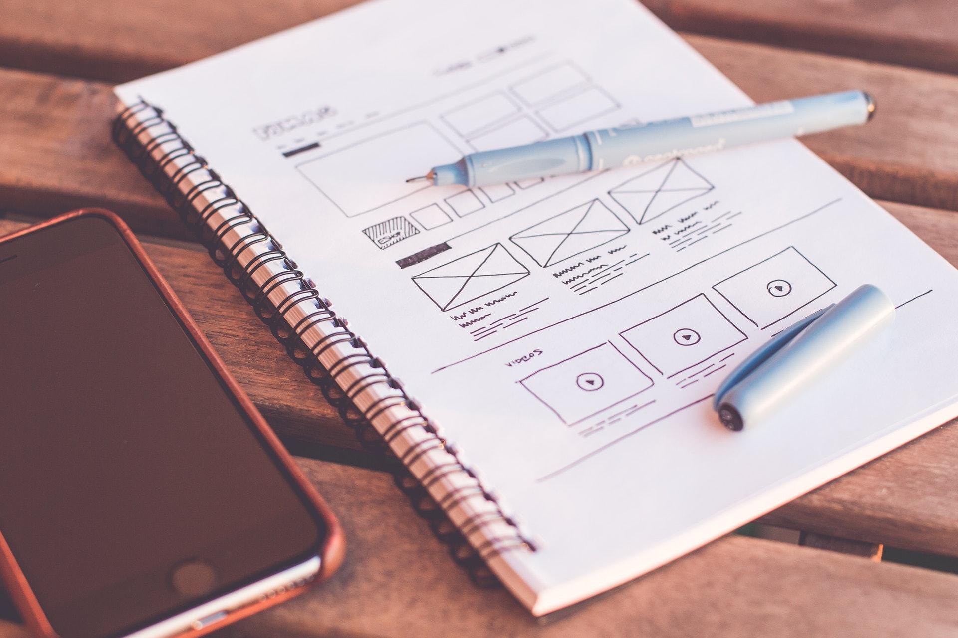 Wat doet een webdesigner?